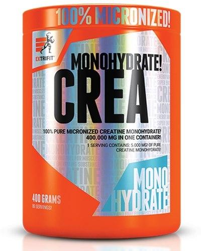 Crea monohydrate 400 гр фото видео изображение