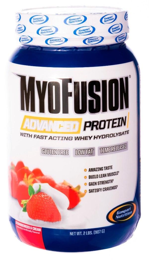 Myofusion Advanced 908 гр фото видео изображение