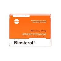 фото Biosterol (natural prohormony) 36 caps видео отзывы