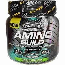 Amino Build 261 гр фото видео изображение