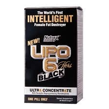 Цена Lipo-6 Black Hers Ultra Concentrate 60 сaps
