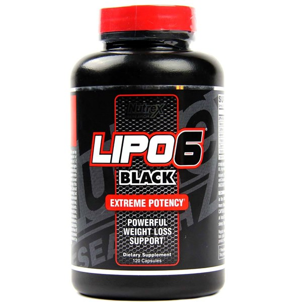 Цена Lipo-6 Black Liqui-caps 120 капсул