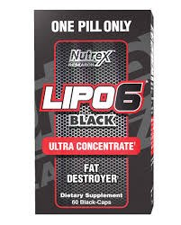 Купить Lipo-6 Black Ultra Concentrate 60 caps цена