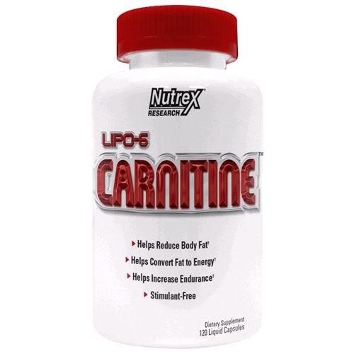 фото Lipo-6 Carnitine 120 caps видео отзывы
