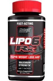Купить Lipo-6 RX 60 caps цена