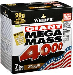 Цена Mega Mass 4000 7 кг