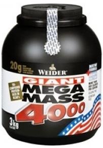 Цена Mega Mass 4000 3 кг