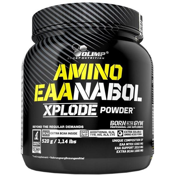 Amino EAANABOL XPLODE 520 гр фото видео изображение