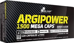 фото Argi Power 1500 120 caps видео отзывы