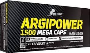 Argi Power 1500 120 caps фото видео изображение