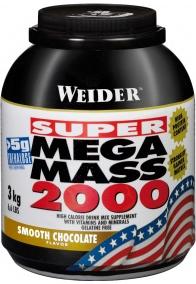 Цена Mega Mass 2000 3 кг