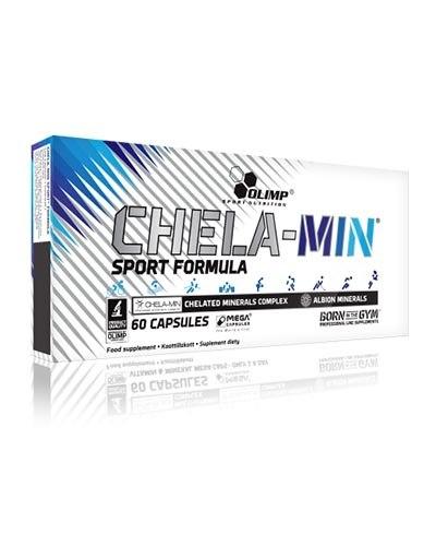 Chelamin Sport Formula 60 caps фото видео изображение