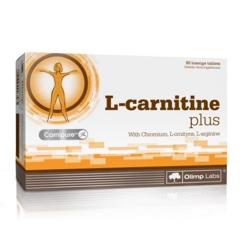 фото L-carnitine Plus 80 табл видео отзывы