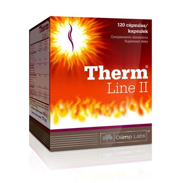 Therm Line II 60 caps фото видео изображение