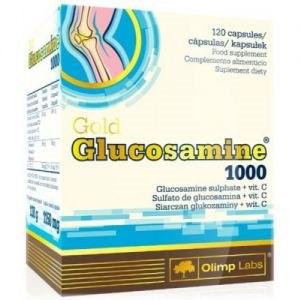 Купить Gold Glucosamine 1000 120 caps цена