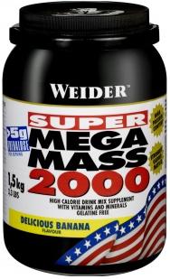 Цена Mega Mass 2000 1,5 кг
