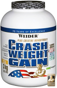 Crash Weight Gain 3 кг