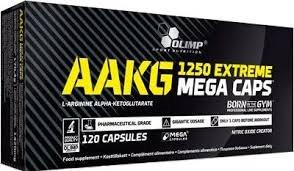 Aakg Extreme Mega Caps 300 caps фото видео изображение