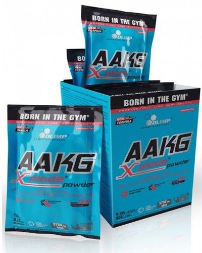 AAKG Xplode 150 гр фото видео изображение