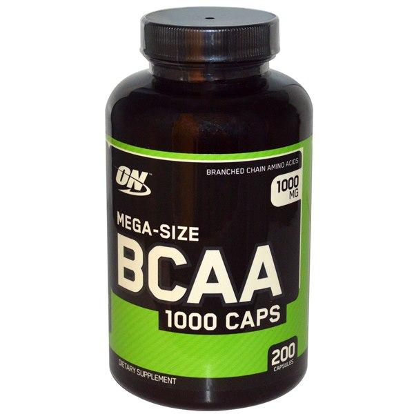Bcaa 1000 Caps 200 caps фото видео изображение