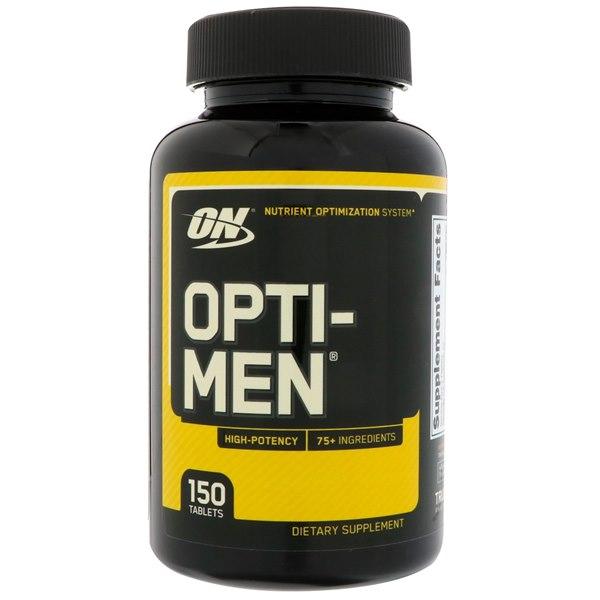 фото Opti Men 150 табл видео отзывы
