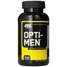 Opti Men 240 табл фото видео изображение