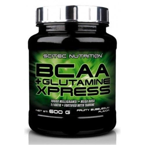 Купить Bcaa + Glutamine Xpress 600 гр цена