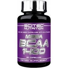 Купить Mega BCAA 1400 90 caps цена