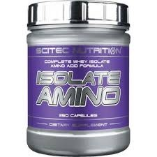 Купить Isolate Amino 500 caps цена