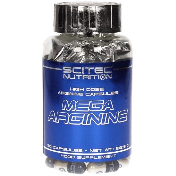 Купить Mega Arginine 90 caps цена
