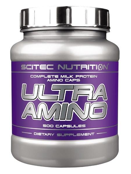Ultra Amino 500 caps фото видео изображение