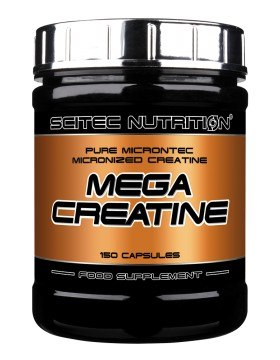 фото Mega Creatine 150 caps видео отзывы