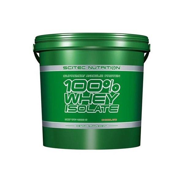 100% Whey Isolate 2000 гр фото видео изображение