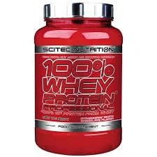 100% Whey Protein 920 гр фото видео изображение