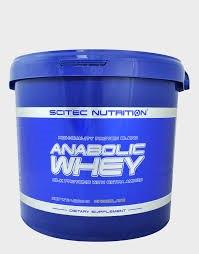 Цена Anabolic Whey 2,3 кг
