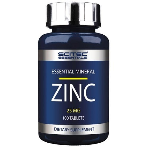 Цена Scitec Essentials Zink 100 табл