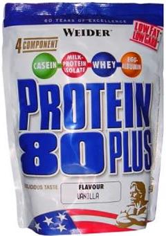Цена Protein 80 Plus 500 гр