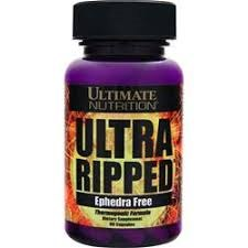 Купить Ultra Ripped Ephedra Free 180 caps цена