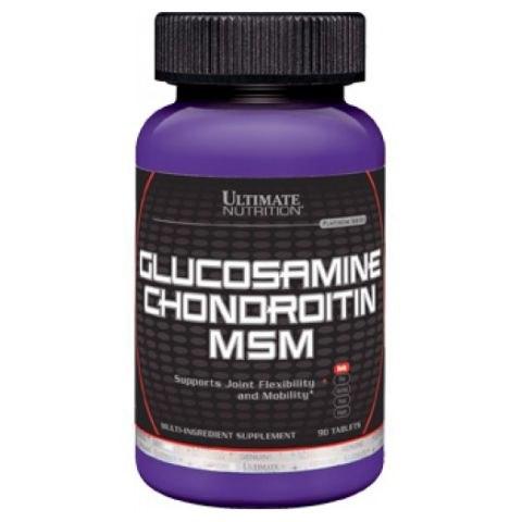 Купить Glucosamine Chondrotine Msm 90 табл цена
