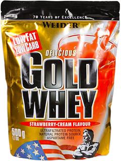 Цена Gold Whey 500 гр