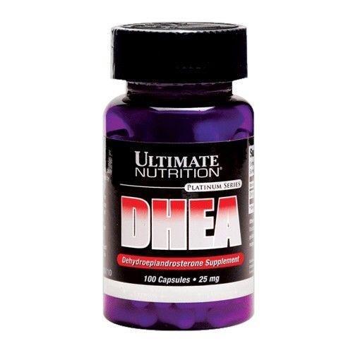 Dhea Dehydroepiandrosterone 25 Mg 100 caps