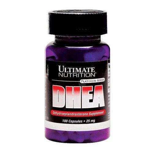 Купить Dhea Dehydroepiandrosterone 25 Mg 100 caps цена