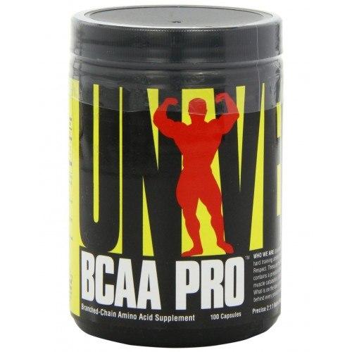 BCAA PRO 100 caps
