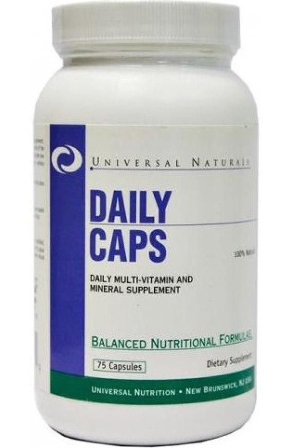 Daily Caps 75 caps фото видео изображение