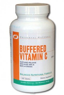 Купить Vitamin C Buffered (1000mg) 100 табл цена
