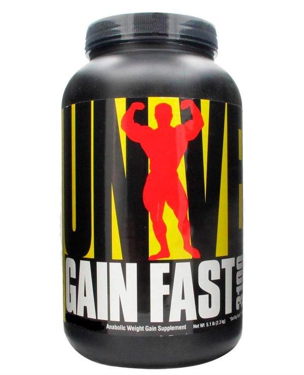 Купить Gain Fast 3100 2,3 кг цена
