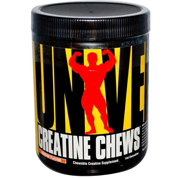 Цена Creatine Chews 144 chews