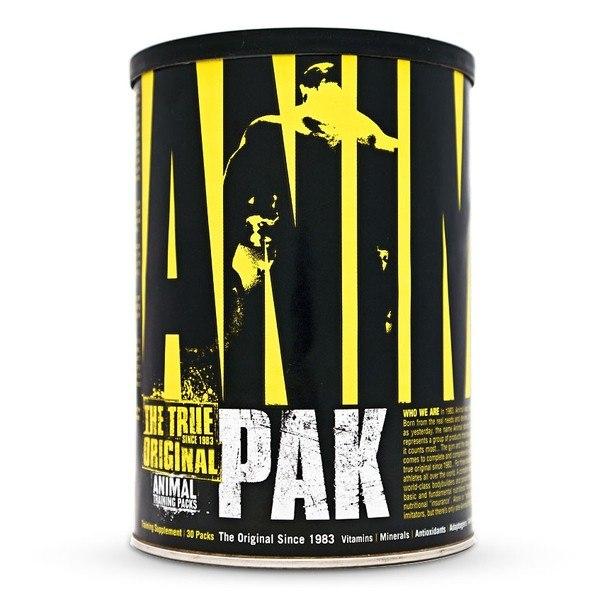 Animal Pak 30 pak фото видео изображение