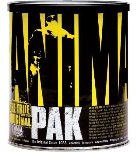 Animal Pak 44 pak фото видео изображение