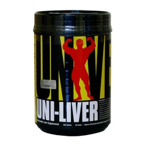 Uni-liver 500 табл фото видео изображение